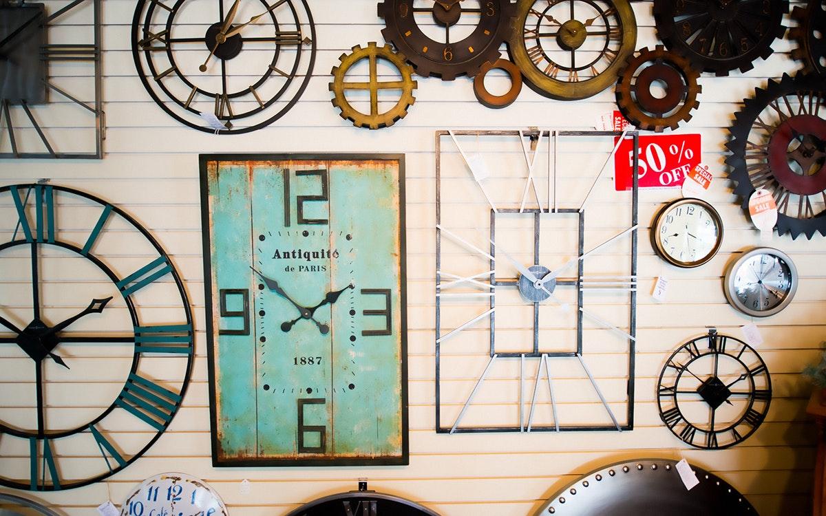 Chappell Jordan Clock Galleries