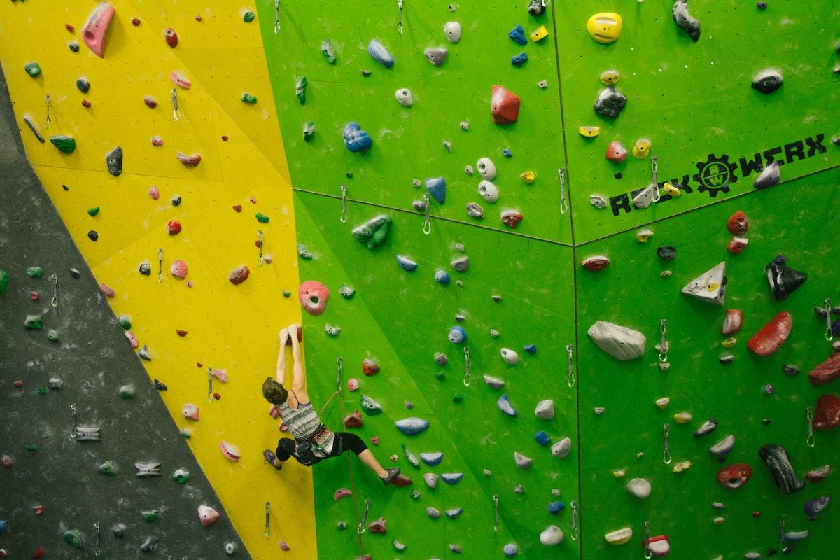 High Point Climbing Gym