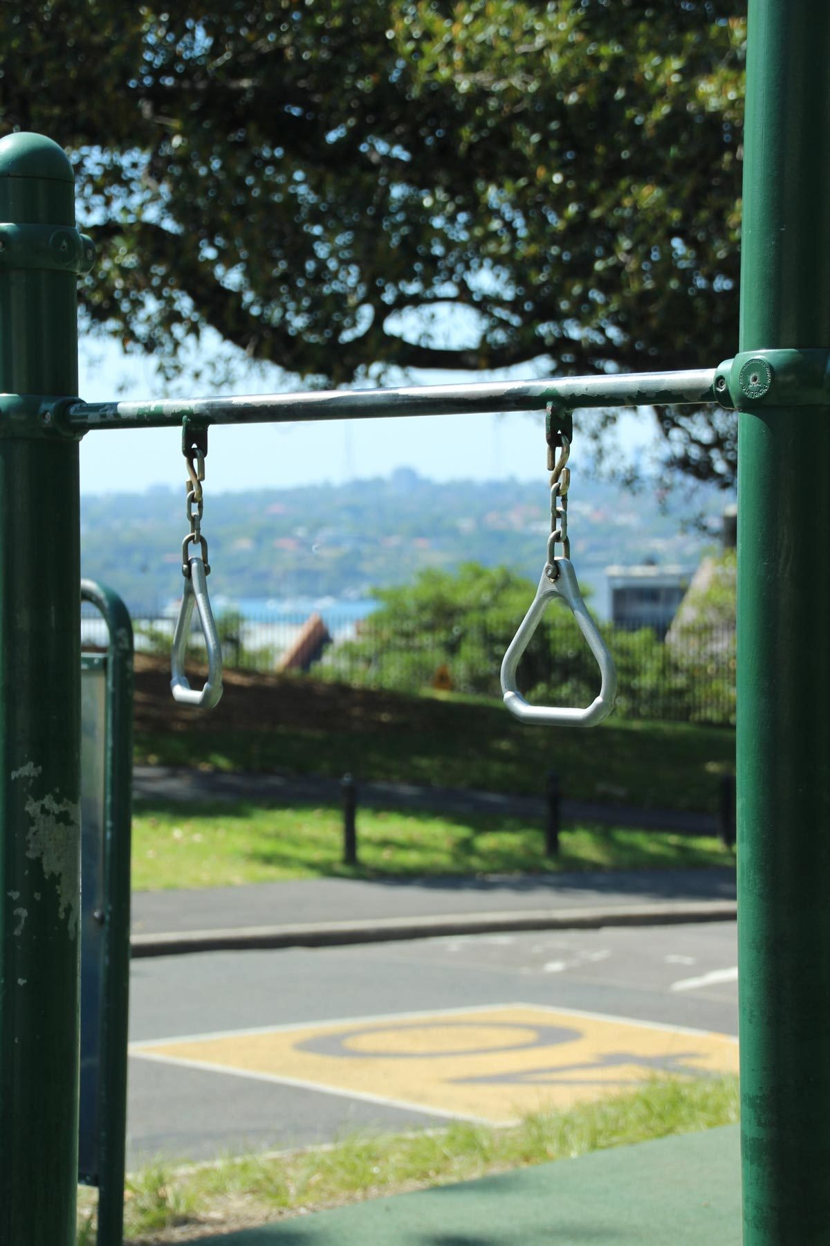 Observatory Hill Outdoor Gym