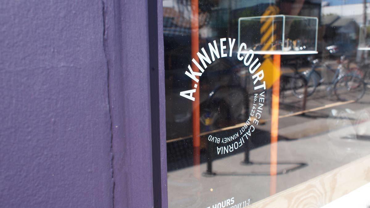 A. Kinney Court