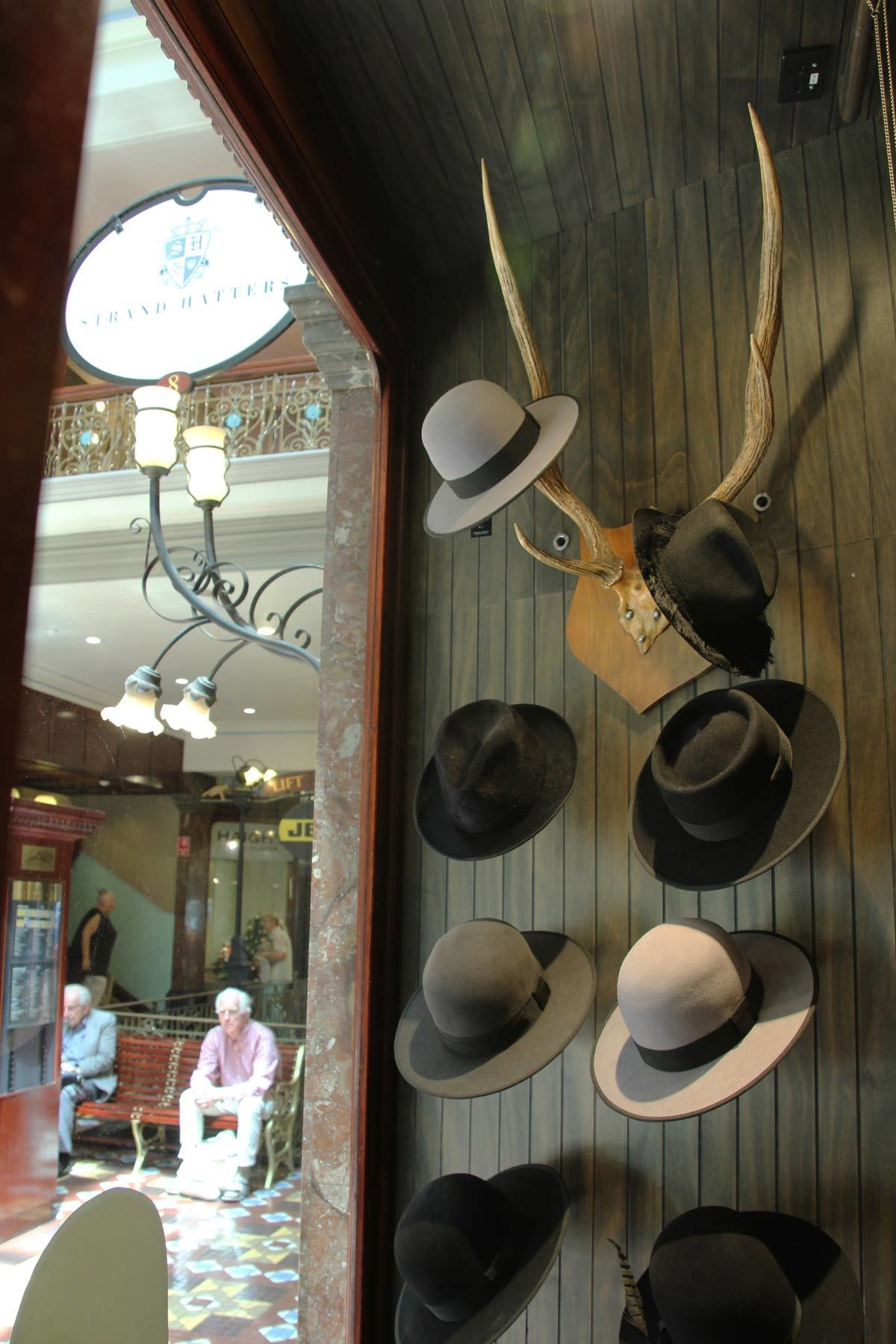 The Strand Hatters