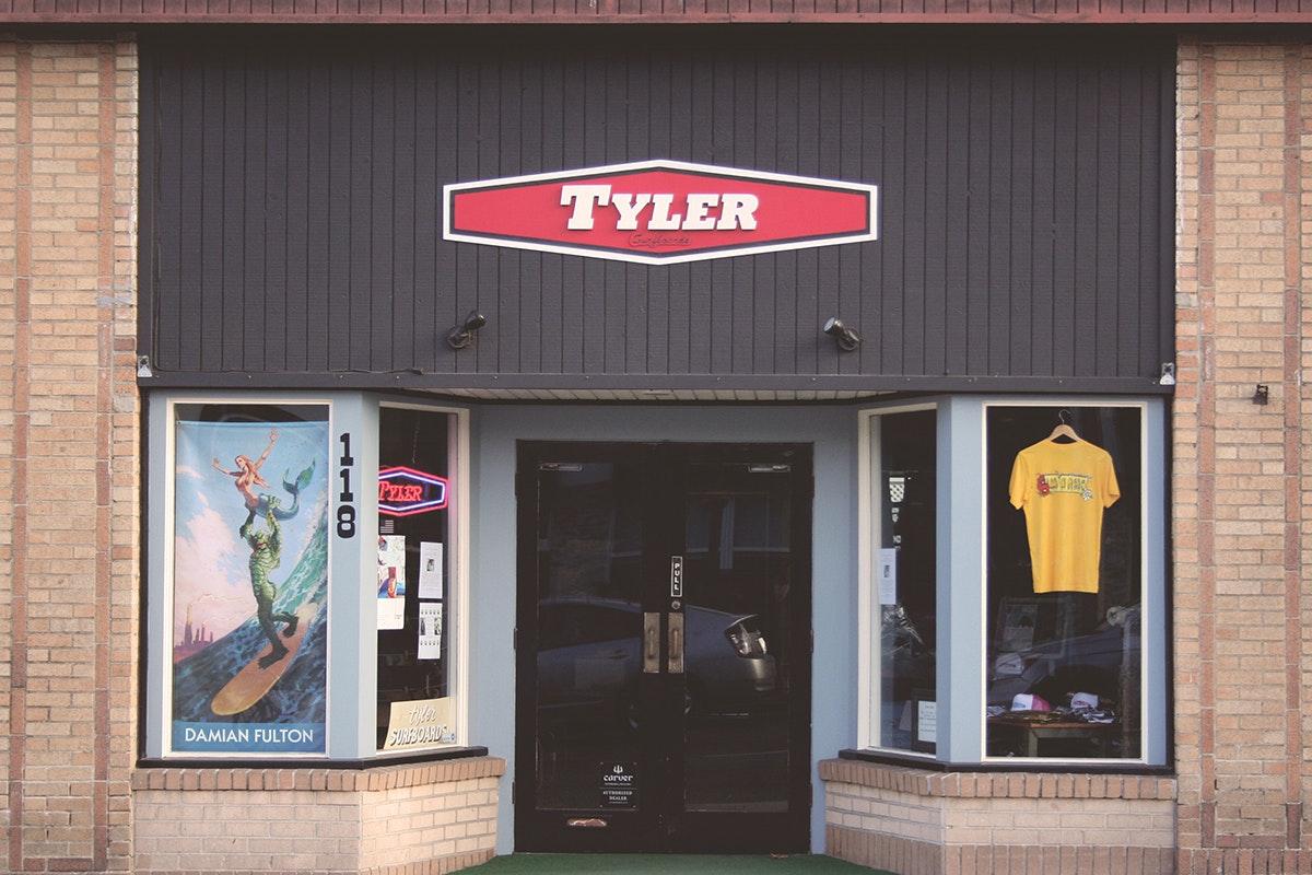 Tyler's Surfboards