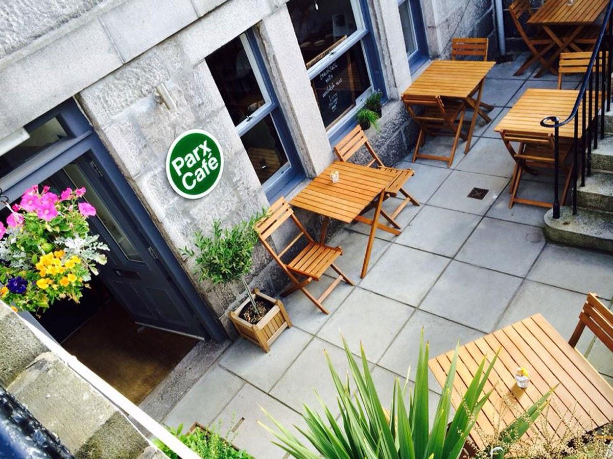 Parx Cafe