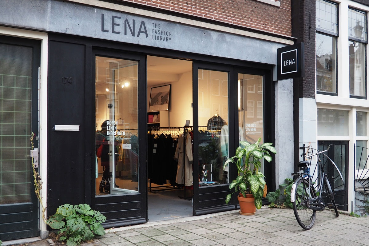 LENA the Fasion Library