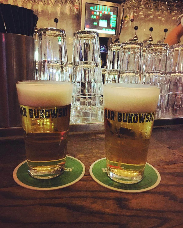 Bar Bukowksi & Henri's bar