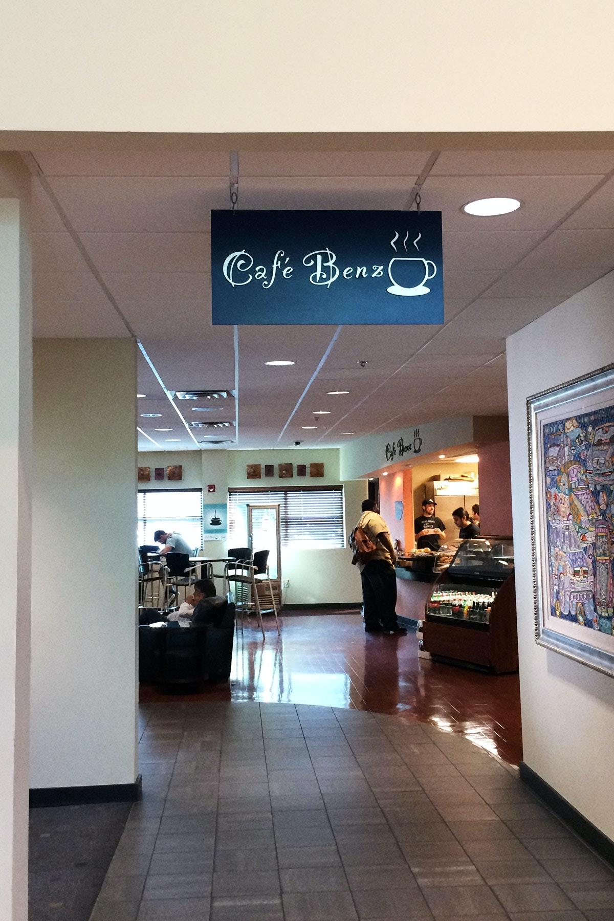 Café Benz at Mercedes-Benz of Buckhead