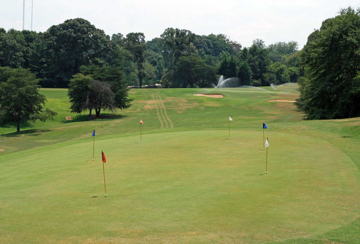 Candler Park Golf Course