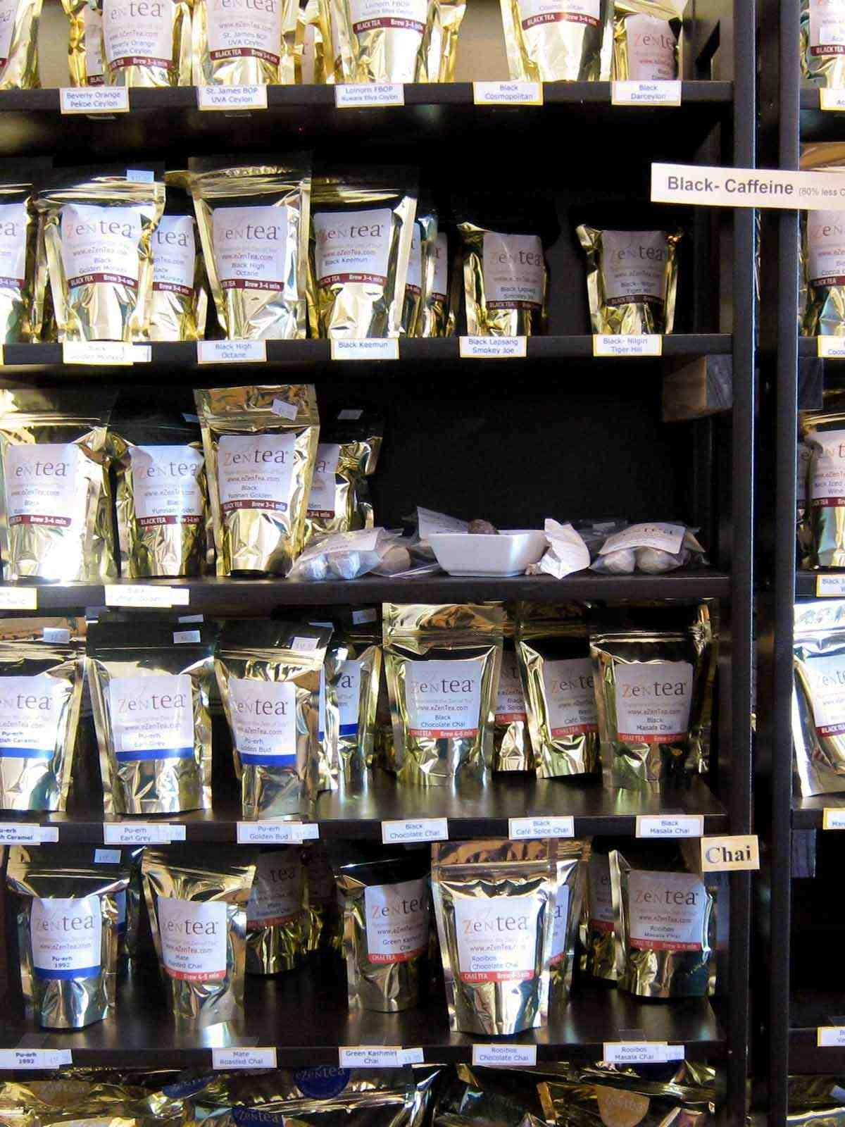 ZenTea - Atlanta Tea Room and Tea Shop