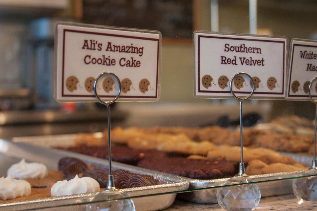 Ali's Cookies