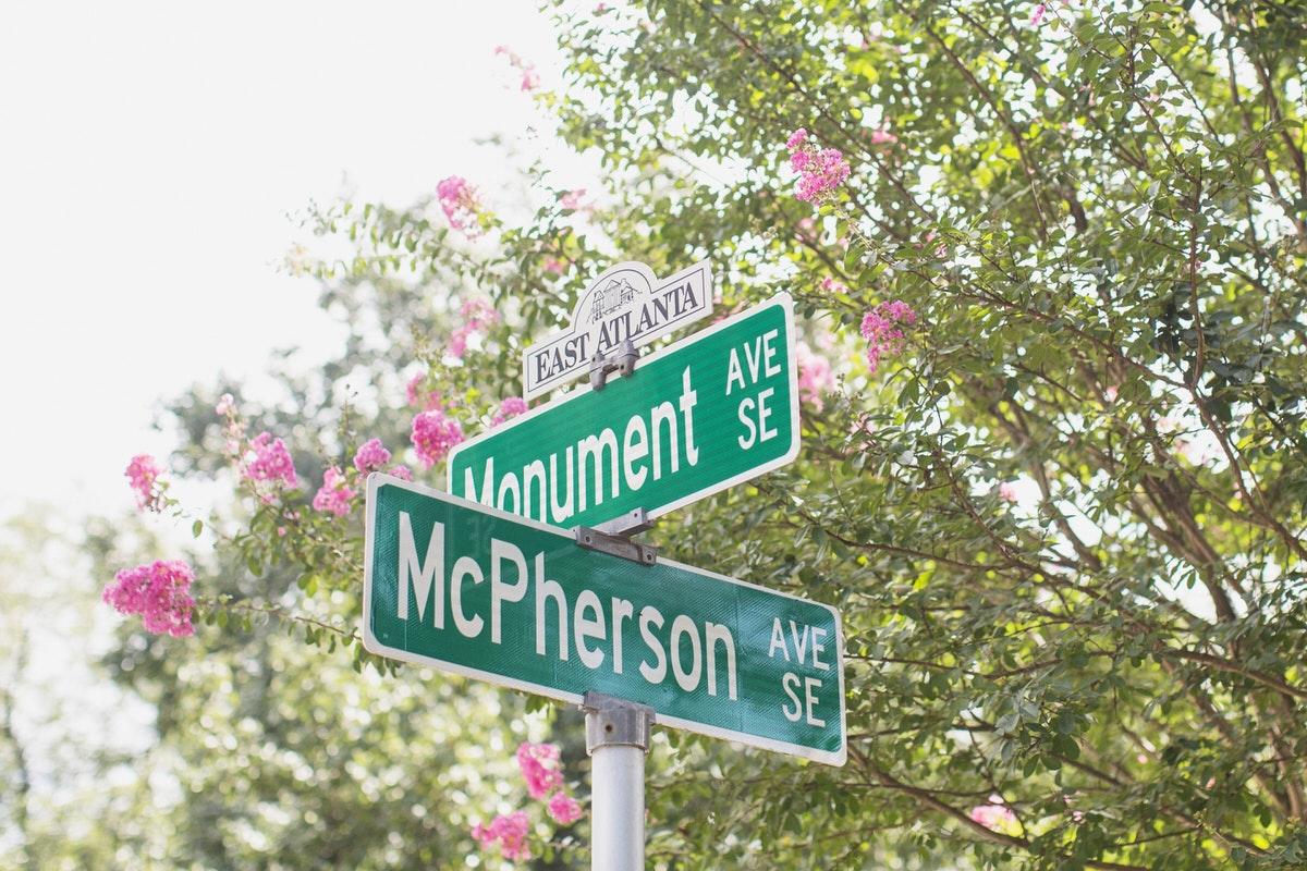 General McPherson Monument