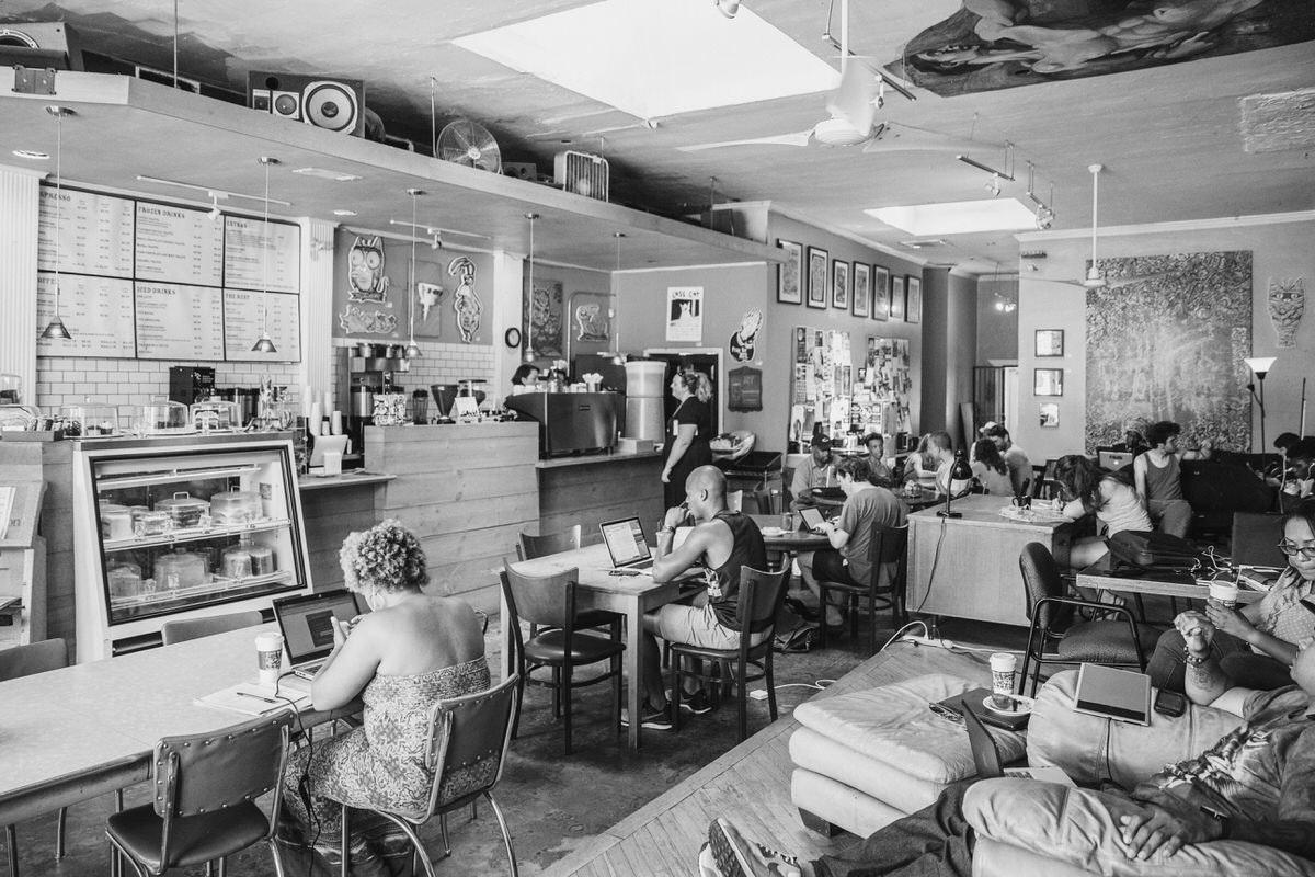 Joe's Coffee Shop