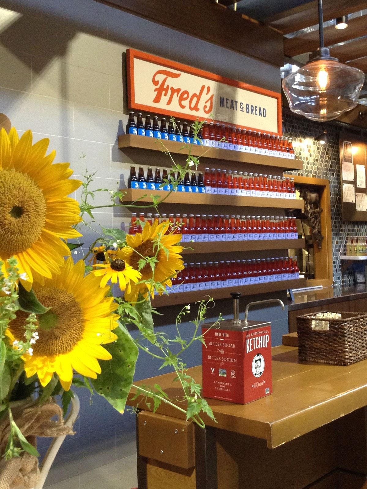 Fred's Meat & Bread