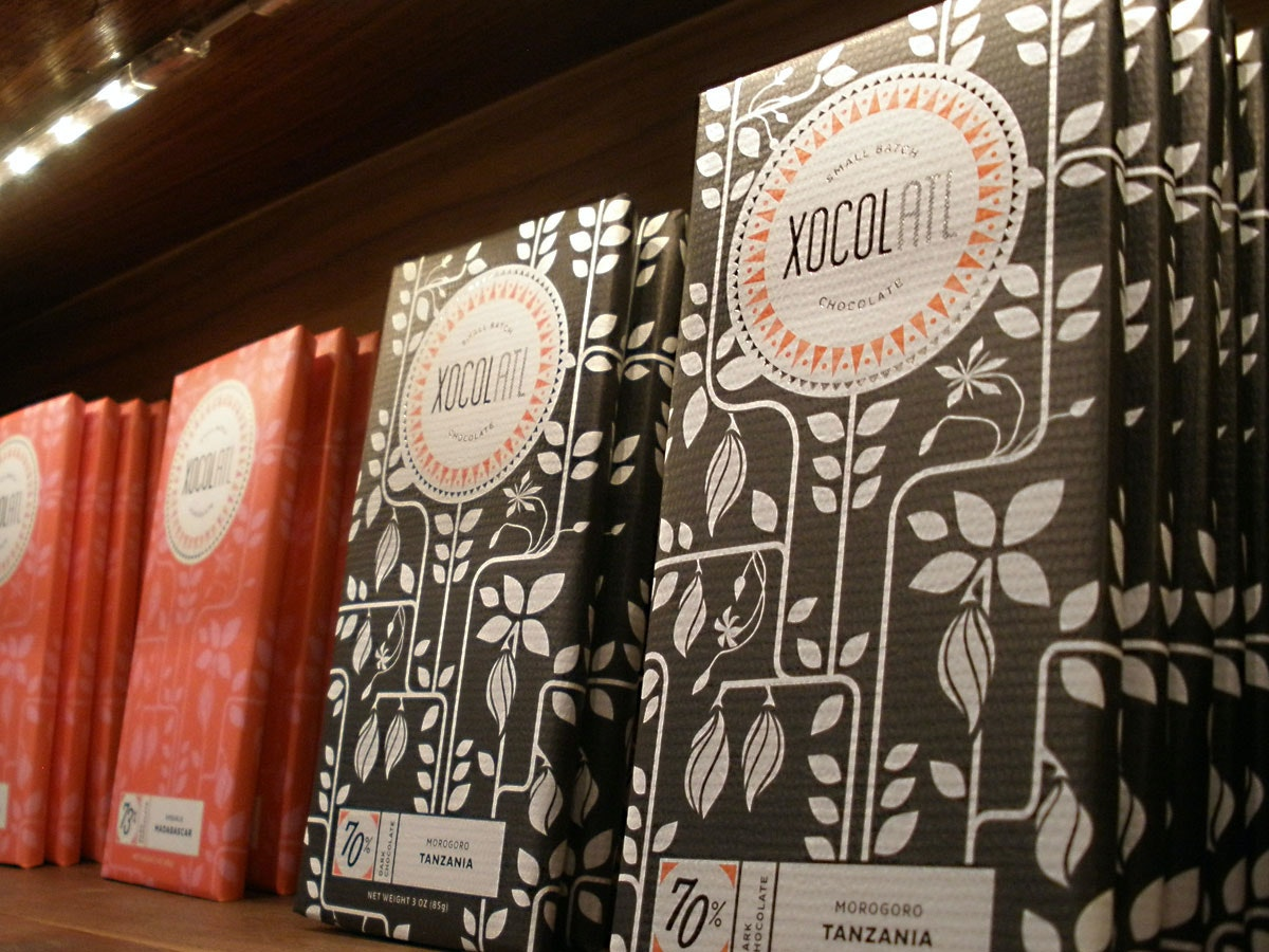 Xocolatl Small Batch Chocolate