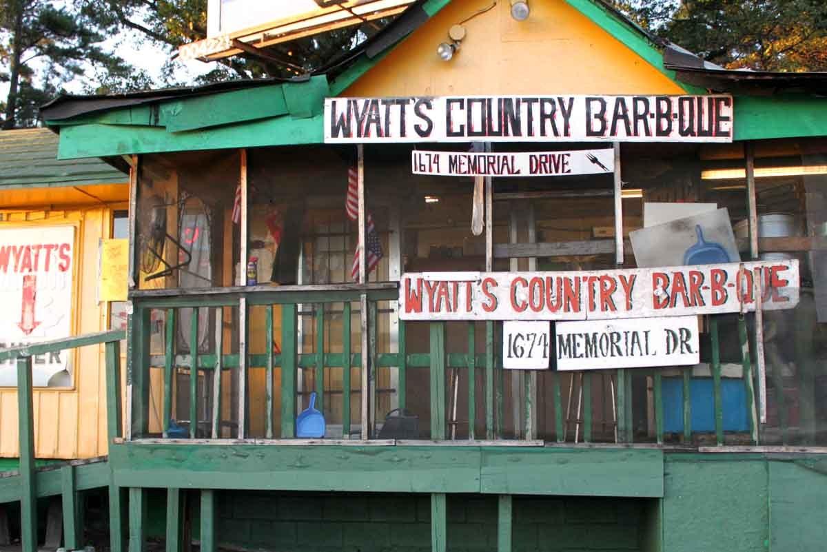 Wyatt's Country BBQ