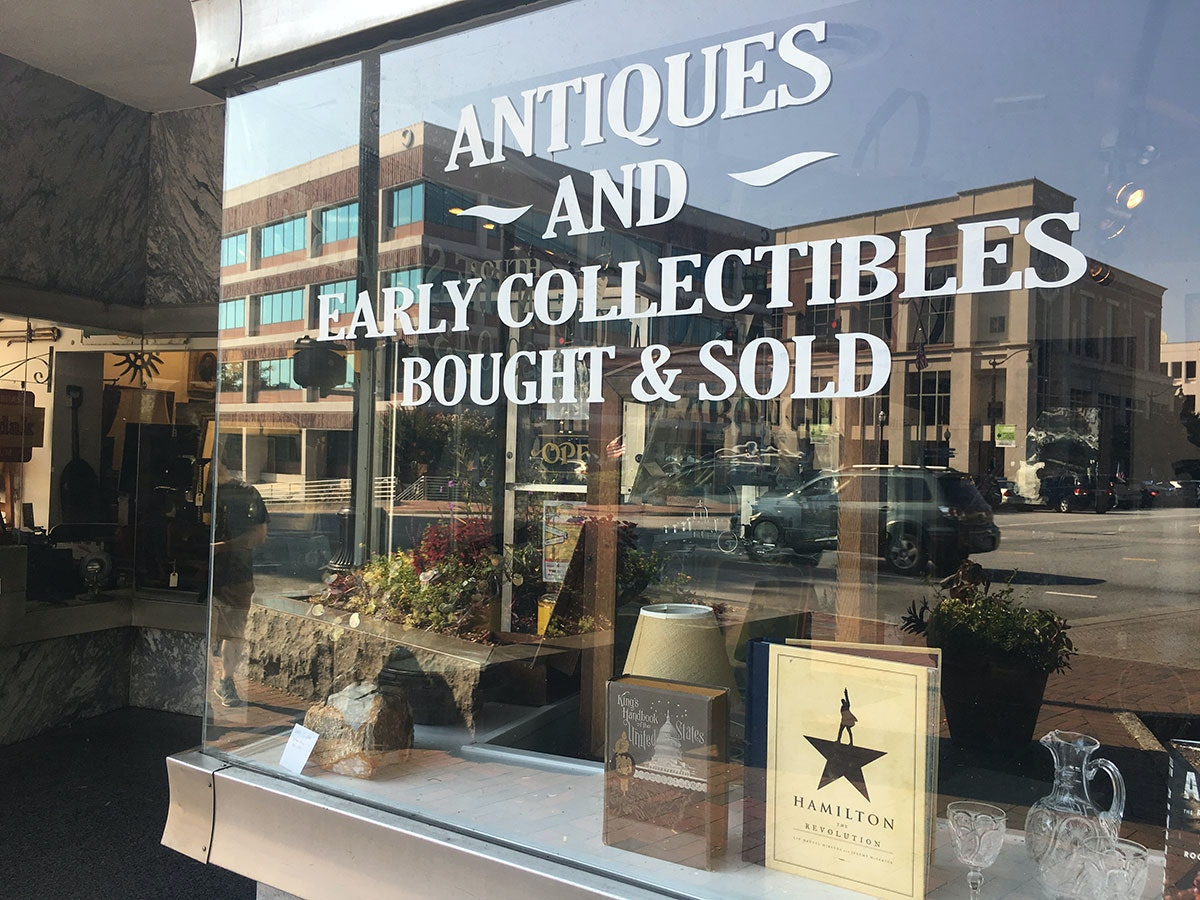 Antiques On The Square