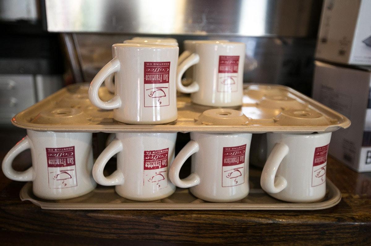 San Francisco Coffee Roasting Co.
