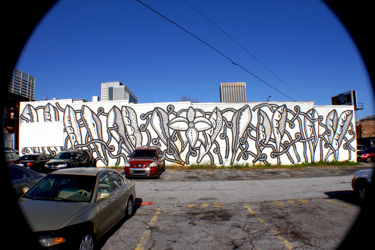 Mac Stewart & Jonathan Welsh Mural