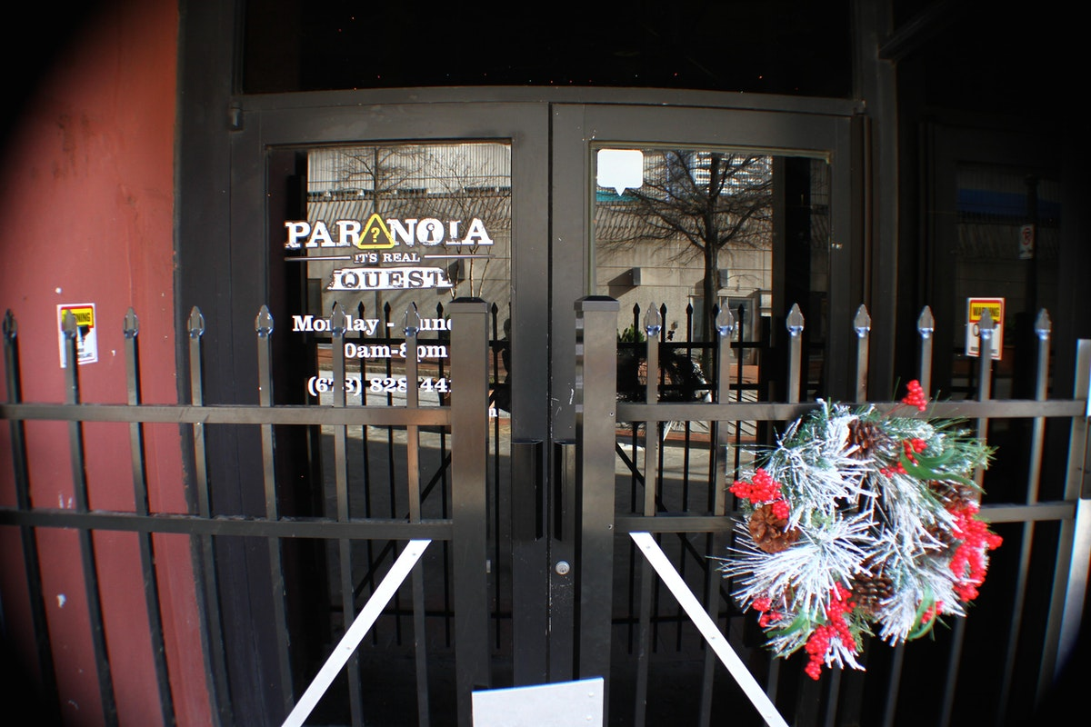 Paranoia Escape Room