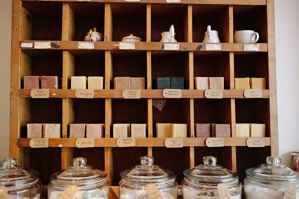 Tipple + Rose Tea Parlor and Apothecary