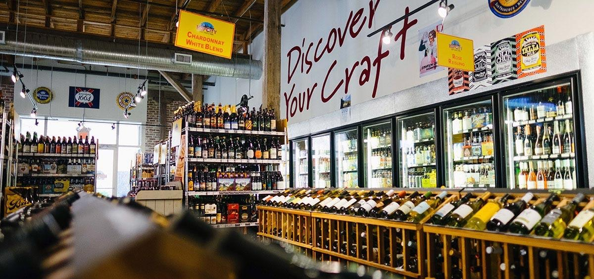 Hop City Craft Beer and Wine