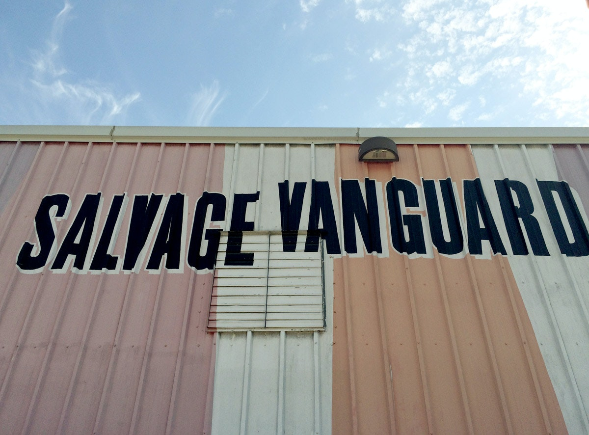 Savage Vanguard Theater