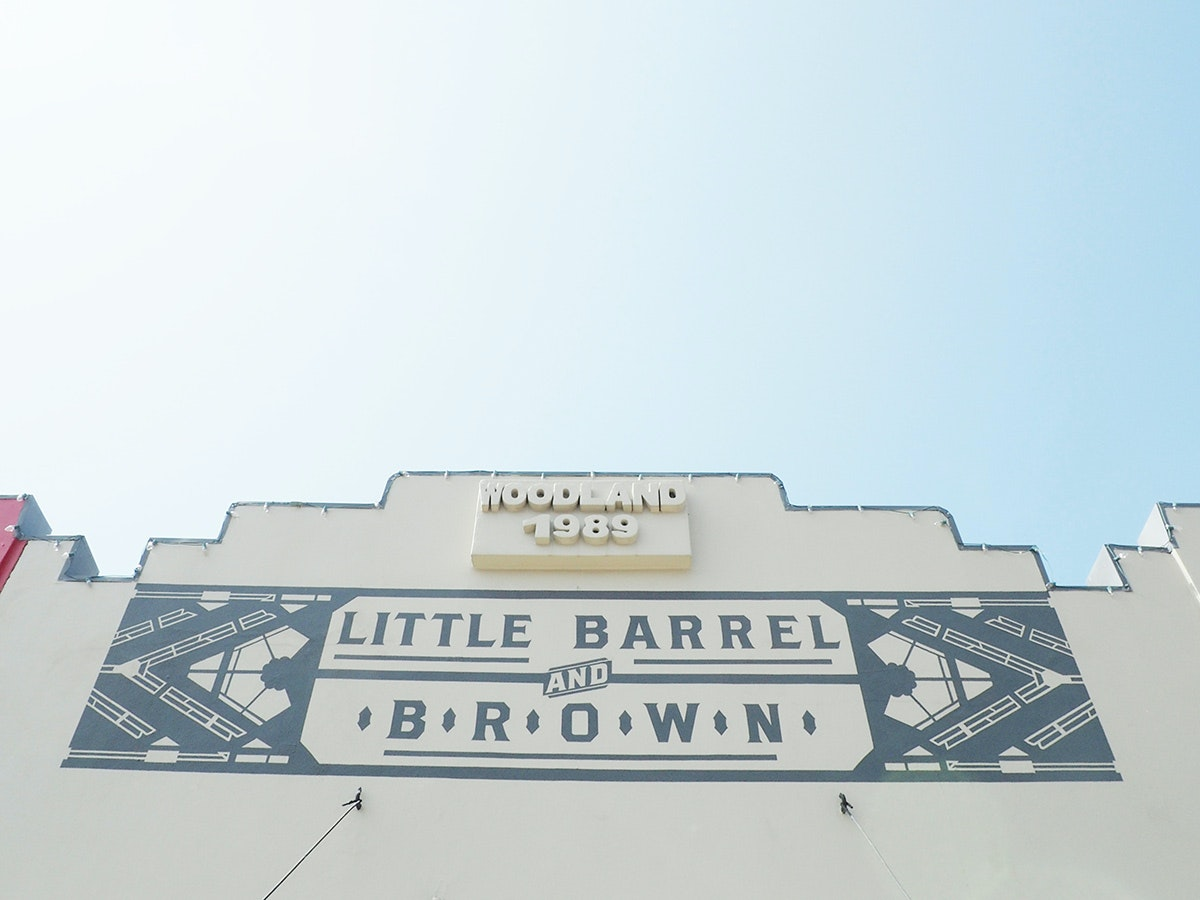 Little Barrel and Brown