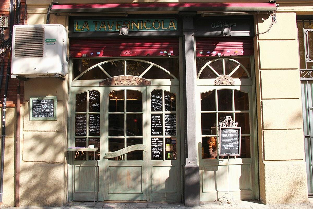 La Tavernícola