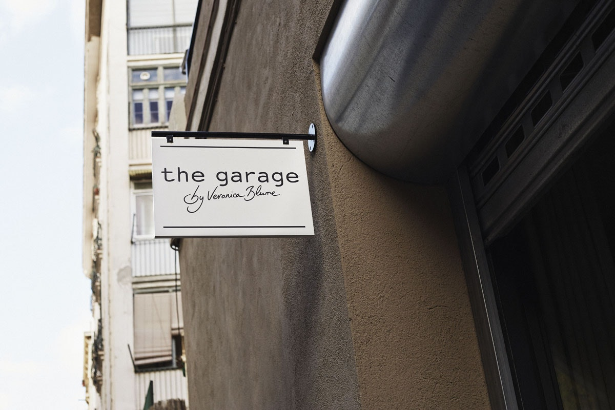 The Garage by Veronica Blume