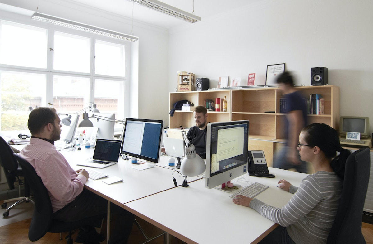 LAUNCH/CO coworking space