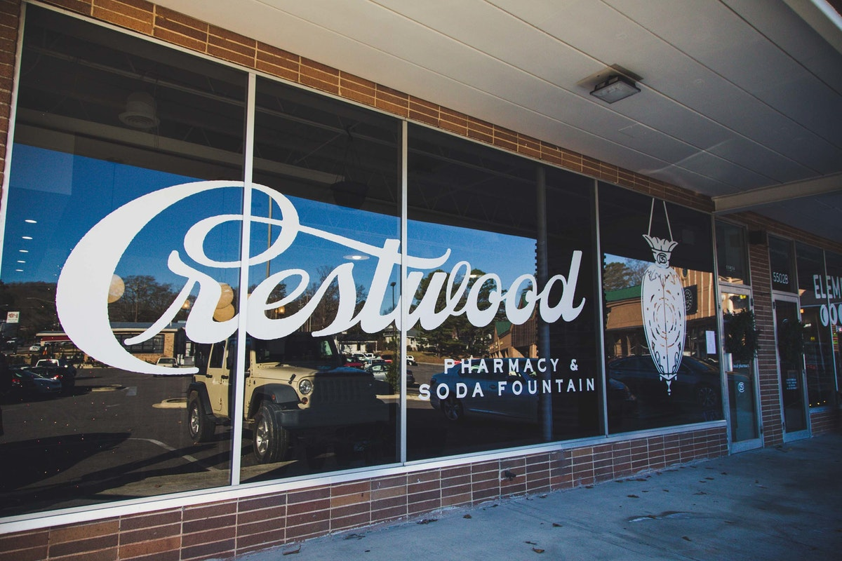 Crestwood Pharmacy & Soda Fountain
