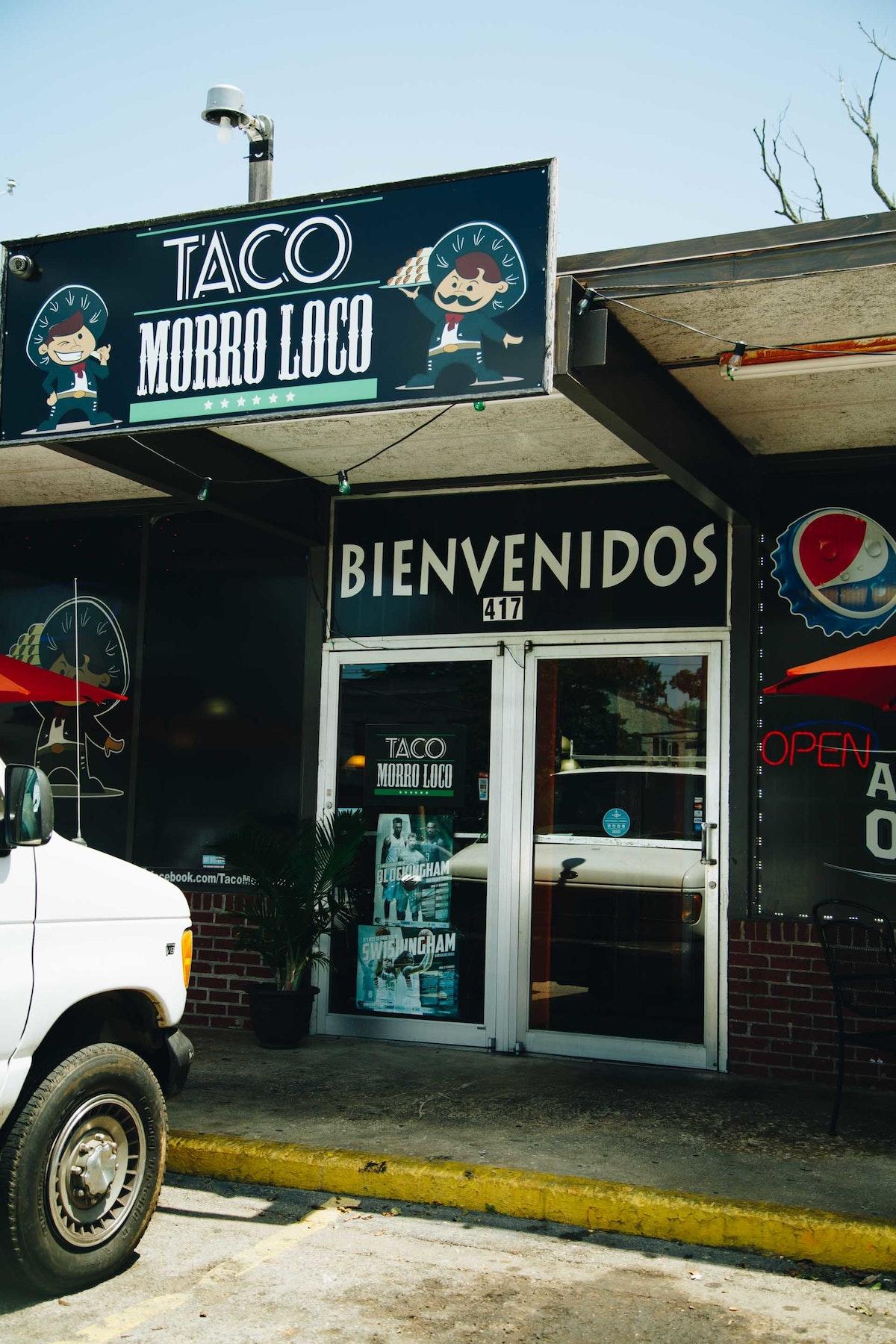 Taco Morro Loco