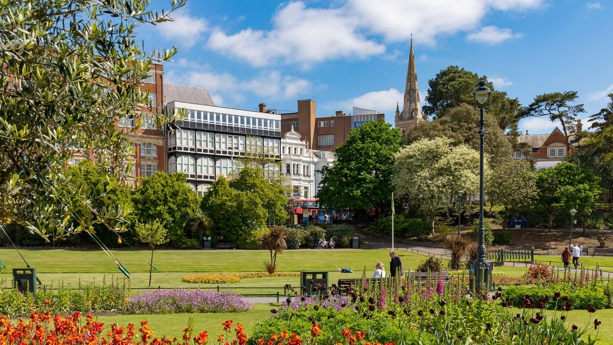 Bournemouth Parks - Lower Gardens
