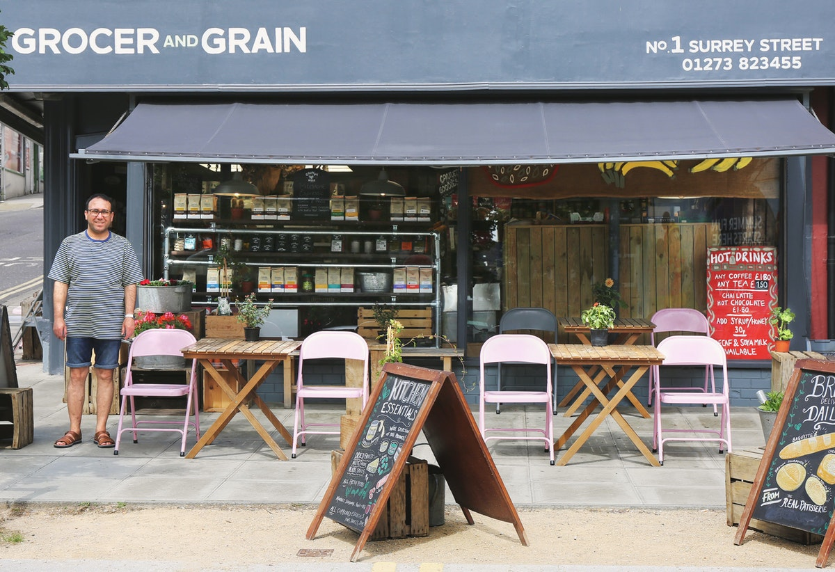 Grocer & Grain