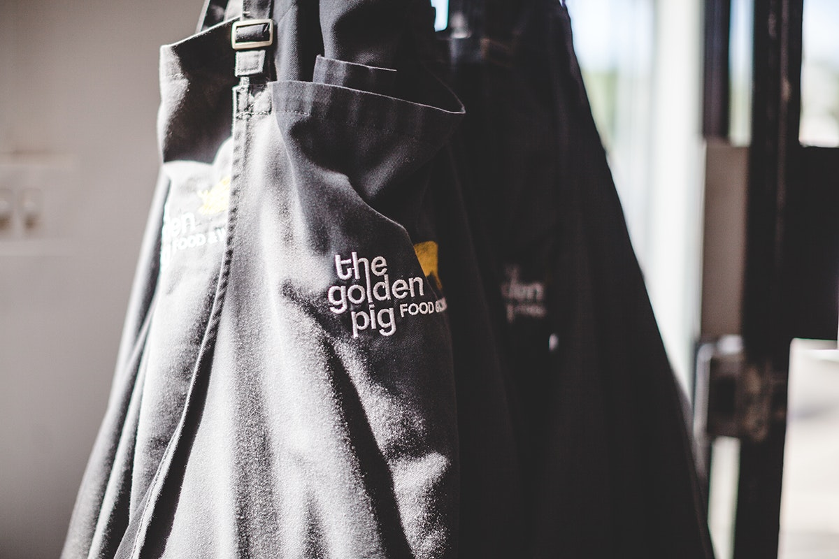 The Golden Pig Food and Wine School