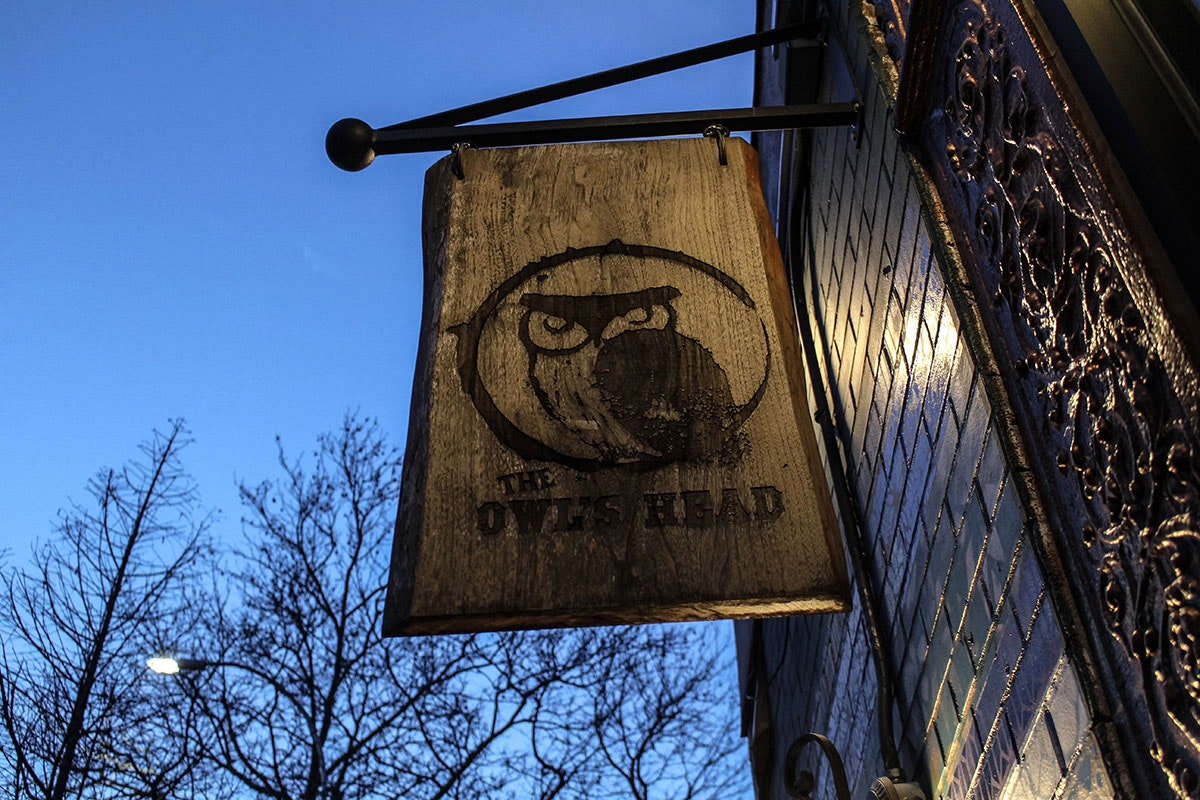 Owl's Head Wine Bar