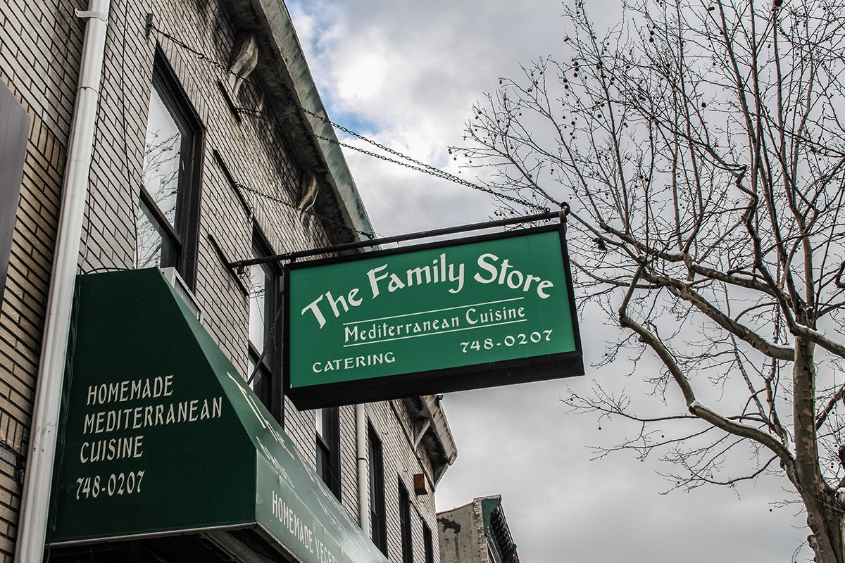 The Family Store