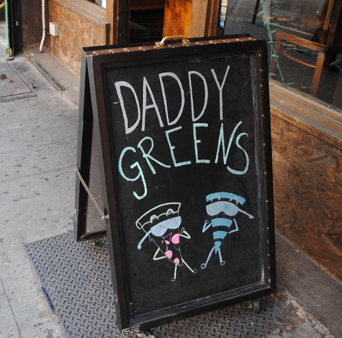 Daddy Greens