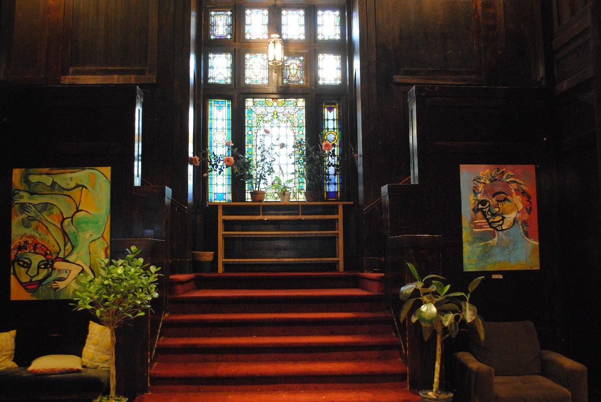 Stuyvesant Mansion
