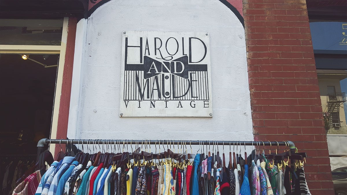 Harold and Maude Vintage