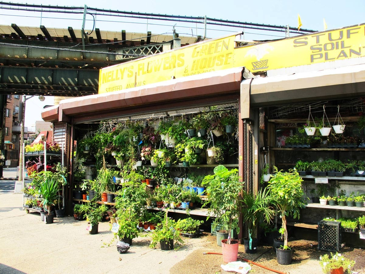 Nelly's Flower Shop