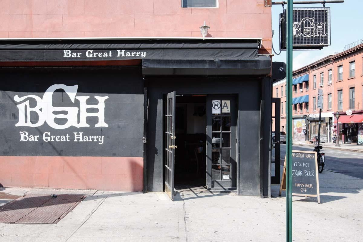 Bar Great Harry