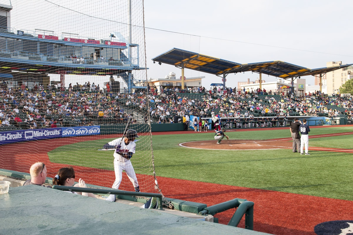 MCU Park, The Cyclones
