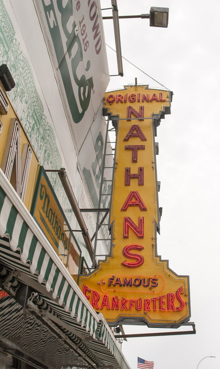 Nathan's Famous