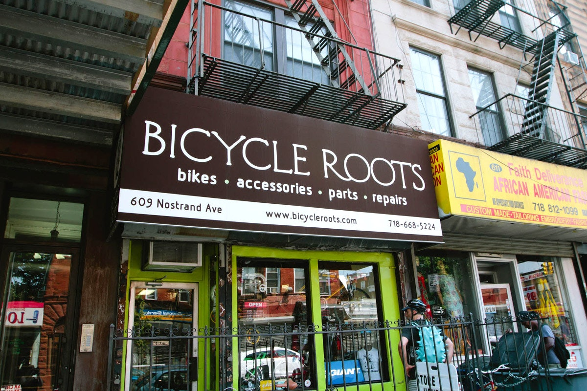 Bicycle Roots