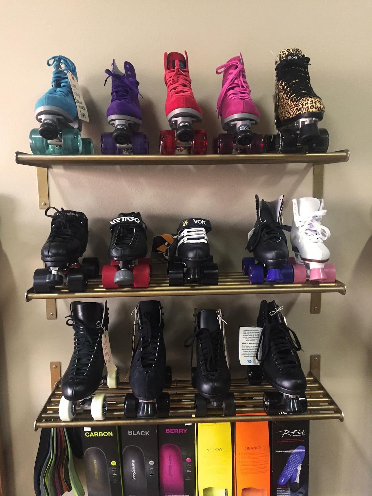 Five Stride Skate Shop