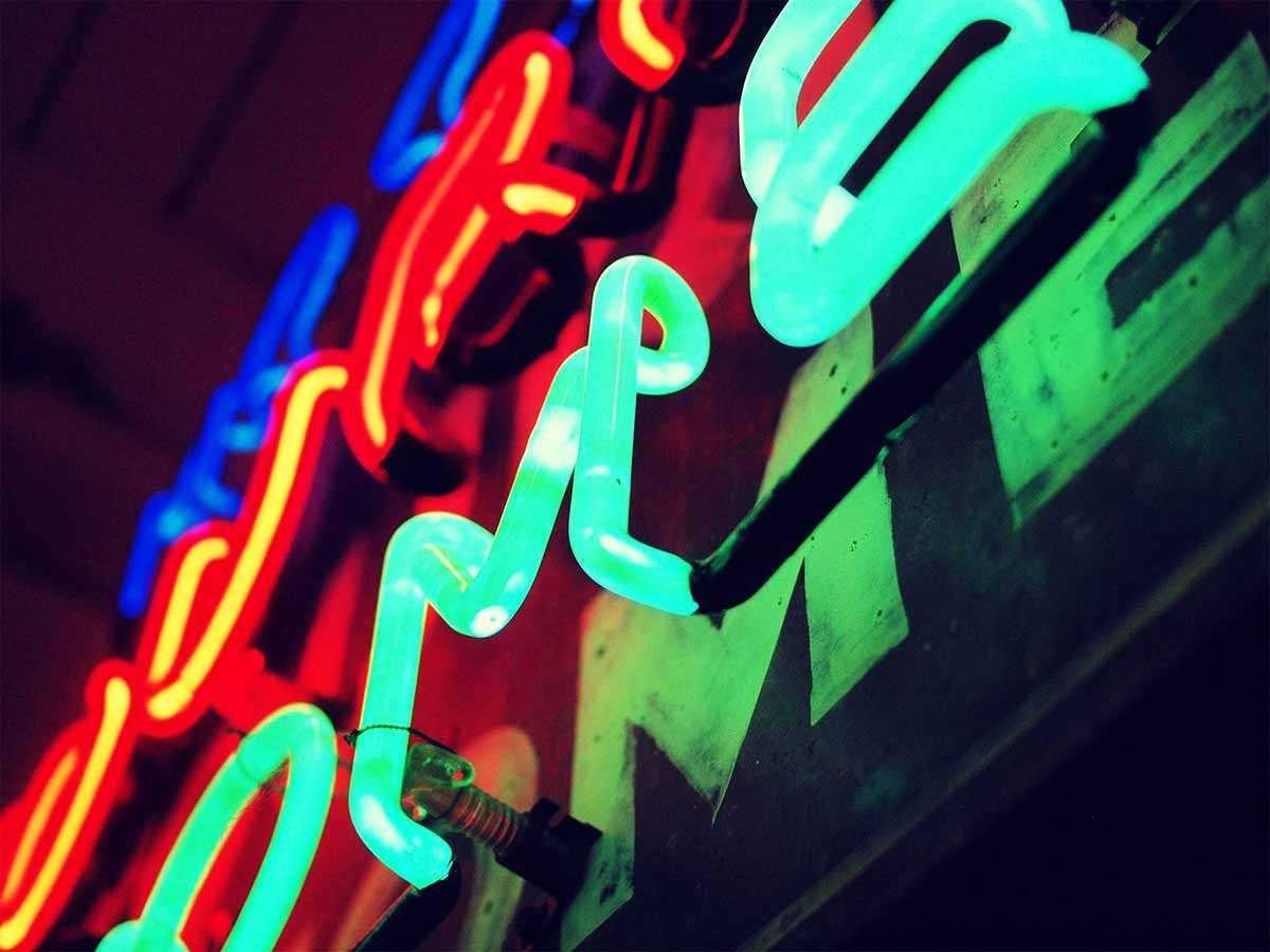 Lite Brite Neon