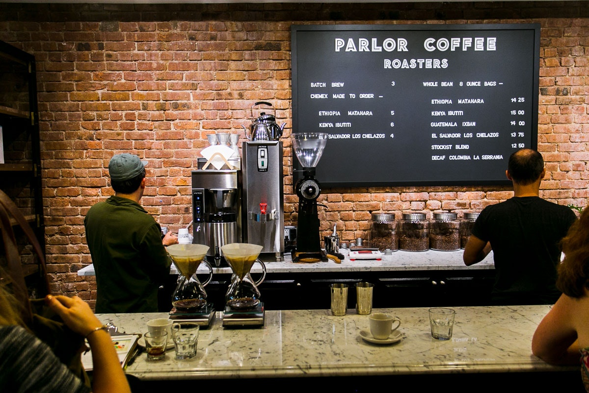 Parlor Coffee