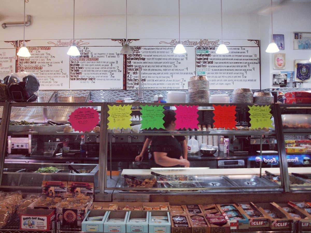Anthony & Son Panini Shop
