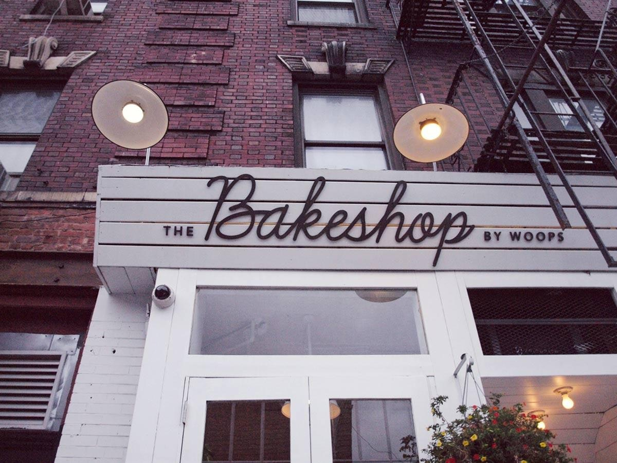 The Bakeshop by Woops
