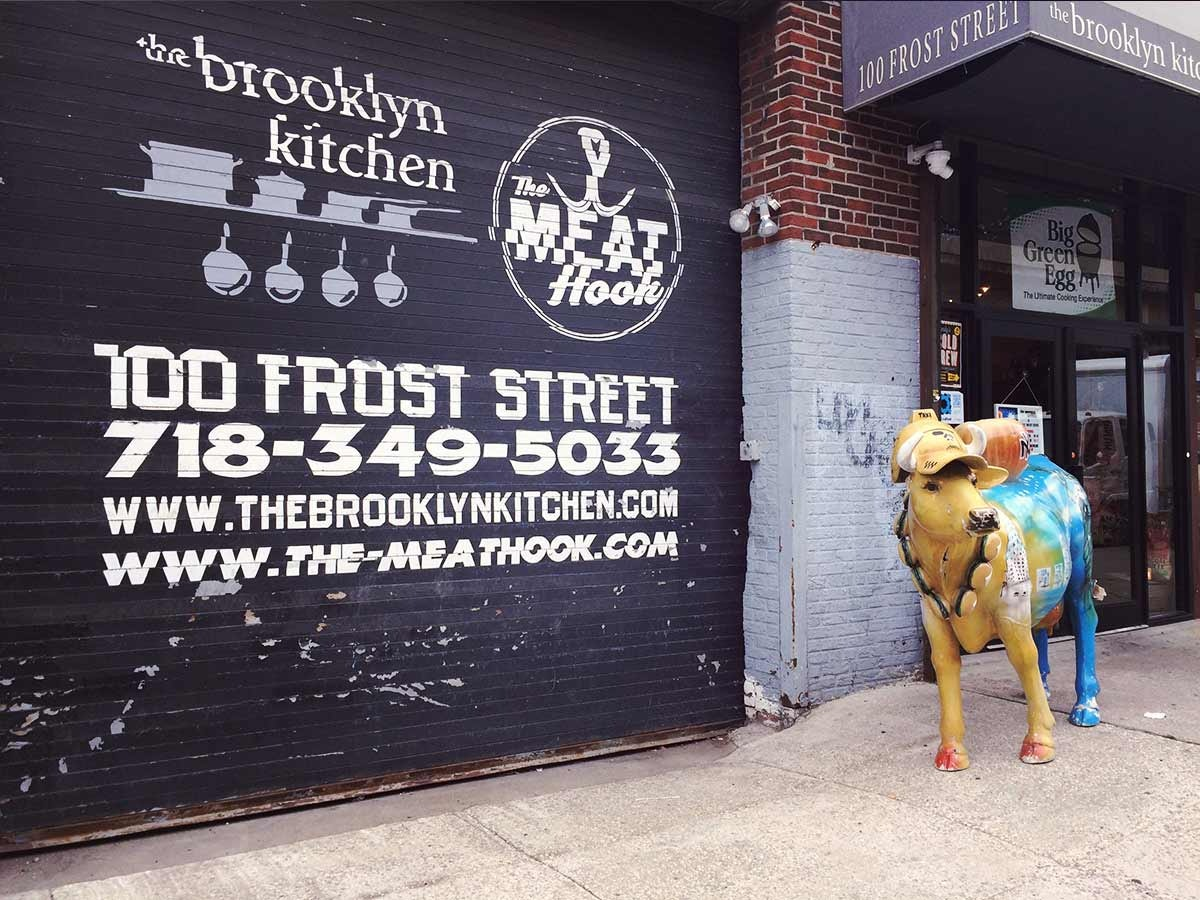 The Meat Hook and The Brooklyn Kitchen